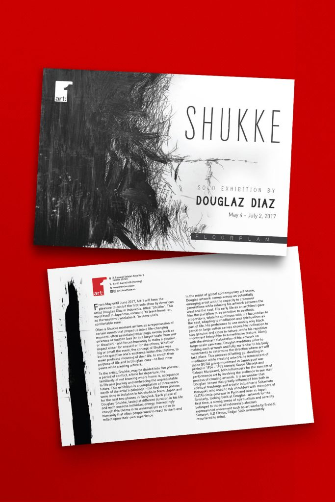 Art:1 New Museum - Shukke Exhibition - 2017 - PORTO PRITA