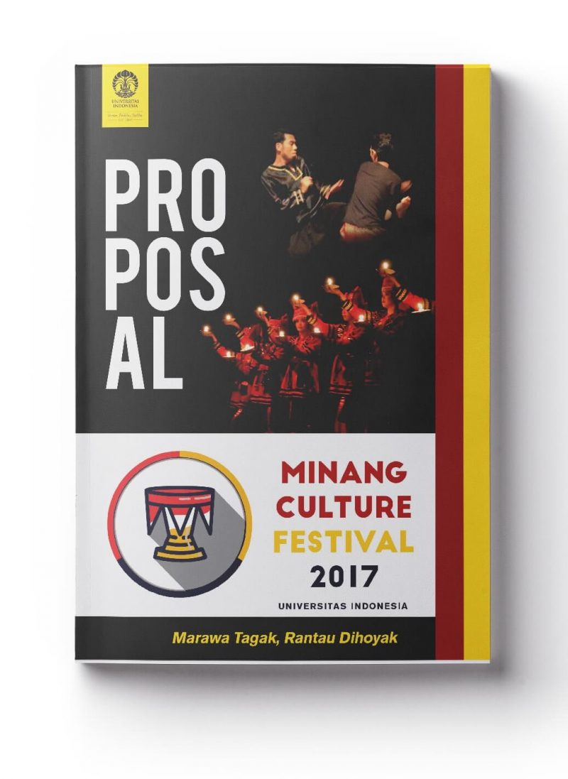 Minang Culture Festival - Proposal - 2017 - PORTO PRITA