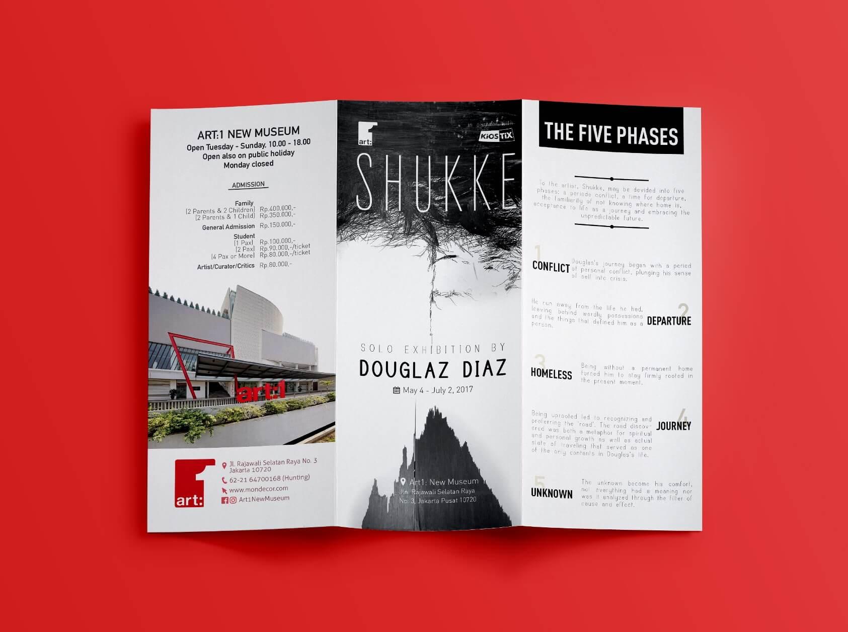 Art:1 New Museum - Shukke Exhibition - 2017 - PORTO PRITA