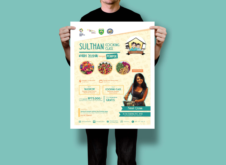 Press release - Sulthan Cooking Class - 2017 - PORTO PRITA