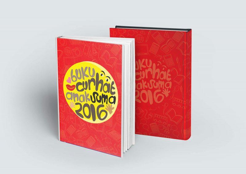 Sampul Suara Mahasiswa UI - Buku Curhat - 2016 - PORTO PRITA