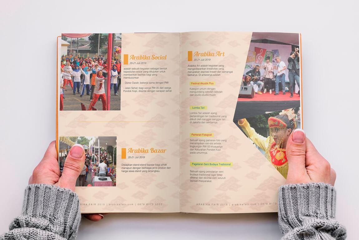 Desain Prita - Isi Proposal Arabika Fair