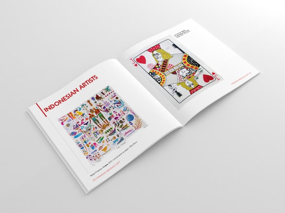 Layout Animamix - Halaman Karya